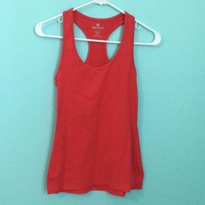 90 Degree by Reflex workout tank RED